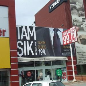 İzmir Germe Tabela