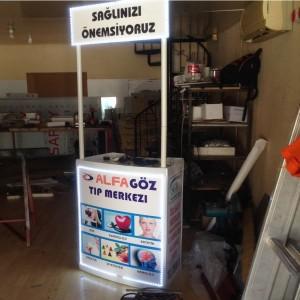 İzmir Fuar stand