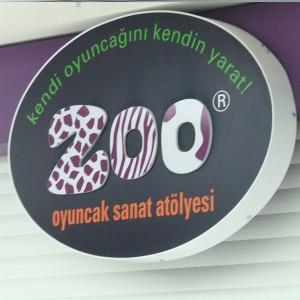 Işıklı Tabela İzmir