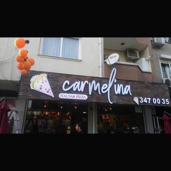 Carmelina pizza
